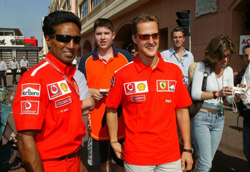 F1 GP MONACO 2003